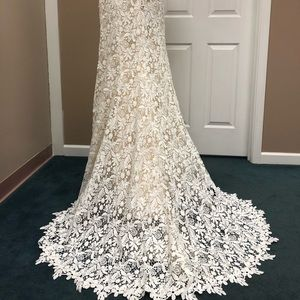 Jasmine Dresses - Jasmine Wedding Gown F191006